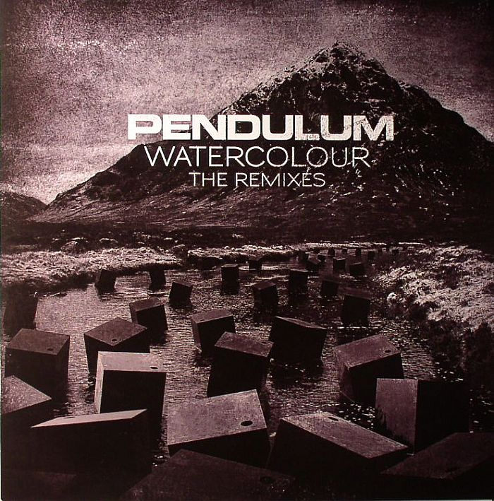 PENDULUM - Watercolour (The Remixes)