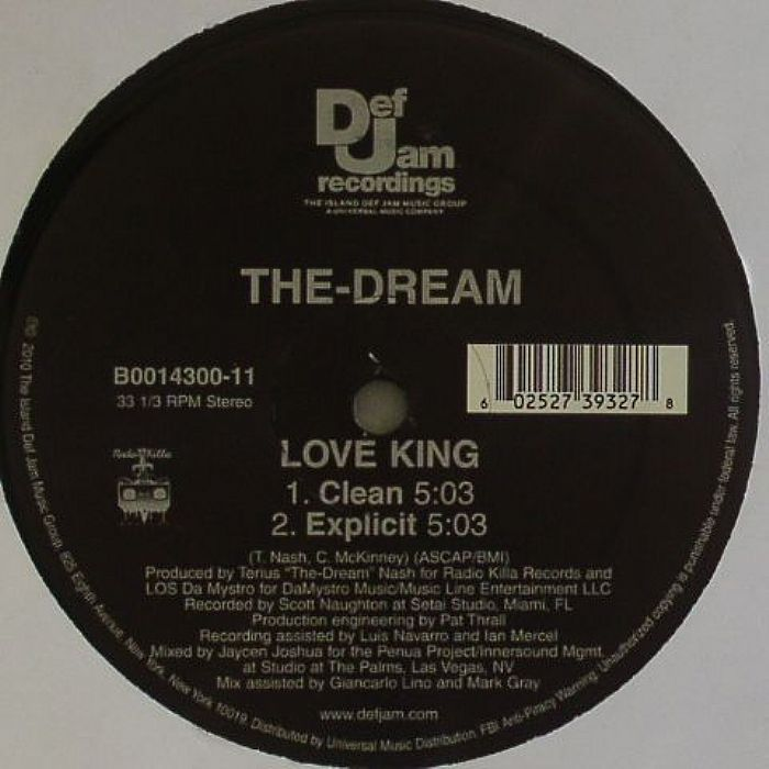DREAM, The - Love King