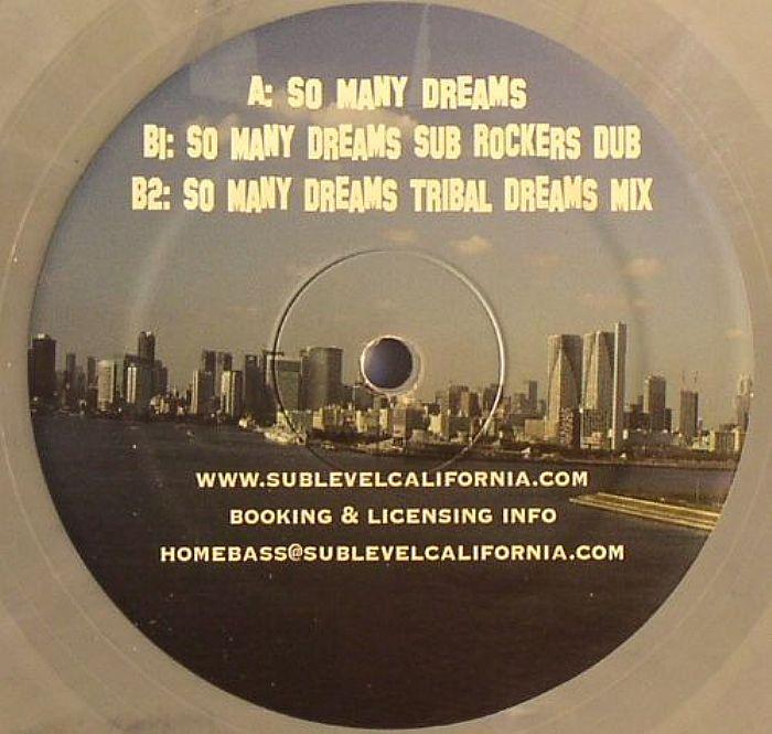 Sublevel - So Many Dreams (Doc Martin Mixes)
