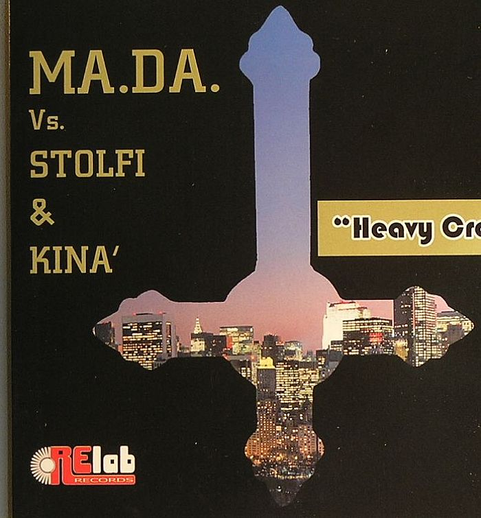 MA DA vs STOLFI/KINA - Heavy Cross