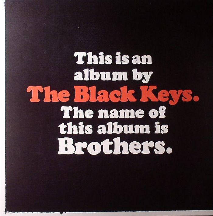 BLACK KEYS, The - Brothers