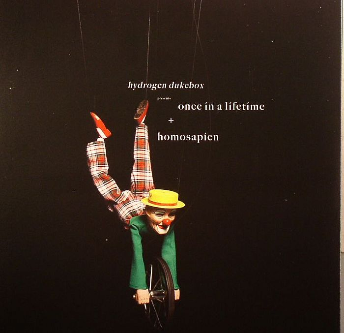 PLUMBLINE/A1 PEOPLE feat PETE SHELLY - Hydrogen presents Once In A Lifetime