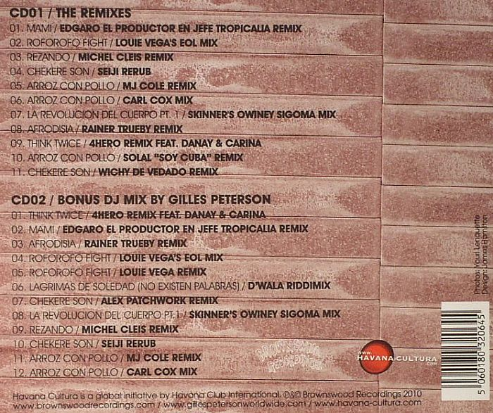 Various Remixed Records 102