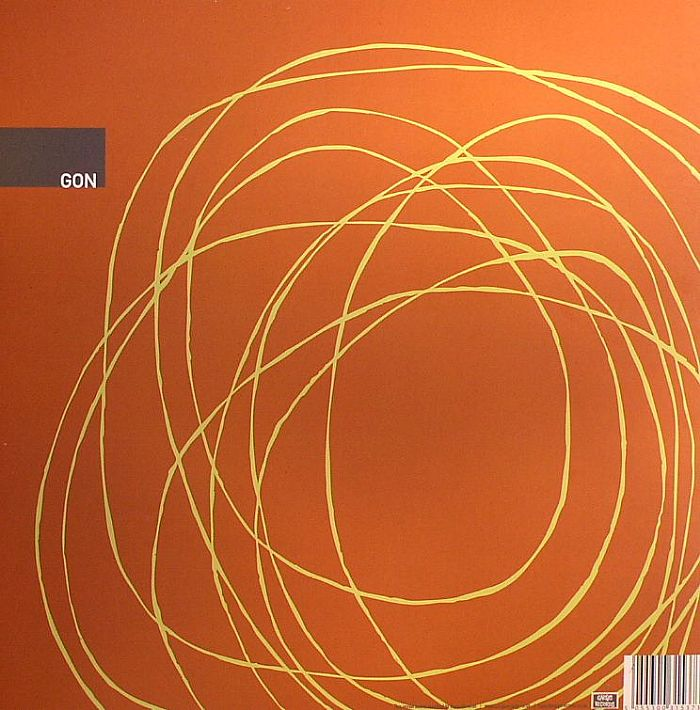 GRIND, Jamie/GON - Infra 12003 EP