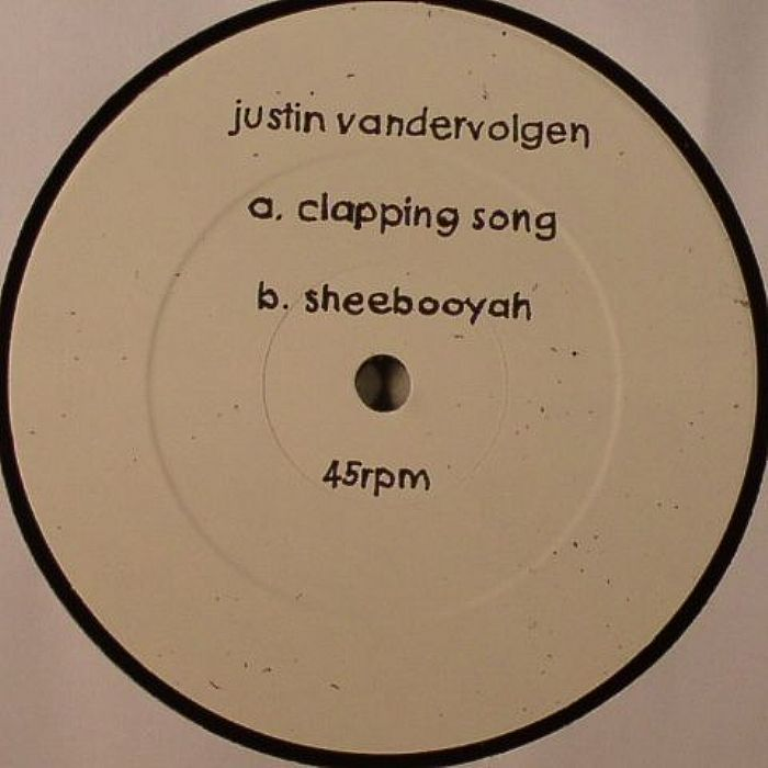 VANDERVOLGEN, Justin - Clapping Song