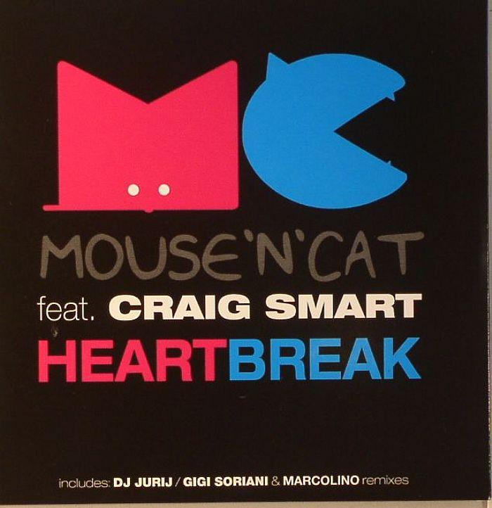 Kaba Tribute Feat Smart: MOUSE N CAT Feat CRAIG SMART Heart Break Vinyl At Juno
