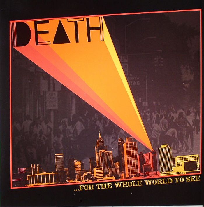 DEATH - For The Whole World To See Vinyl at Juno Records.