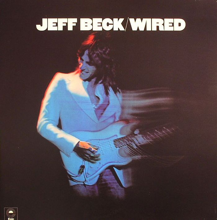 BECK, Jeff - Wired (remastered)
