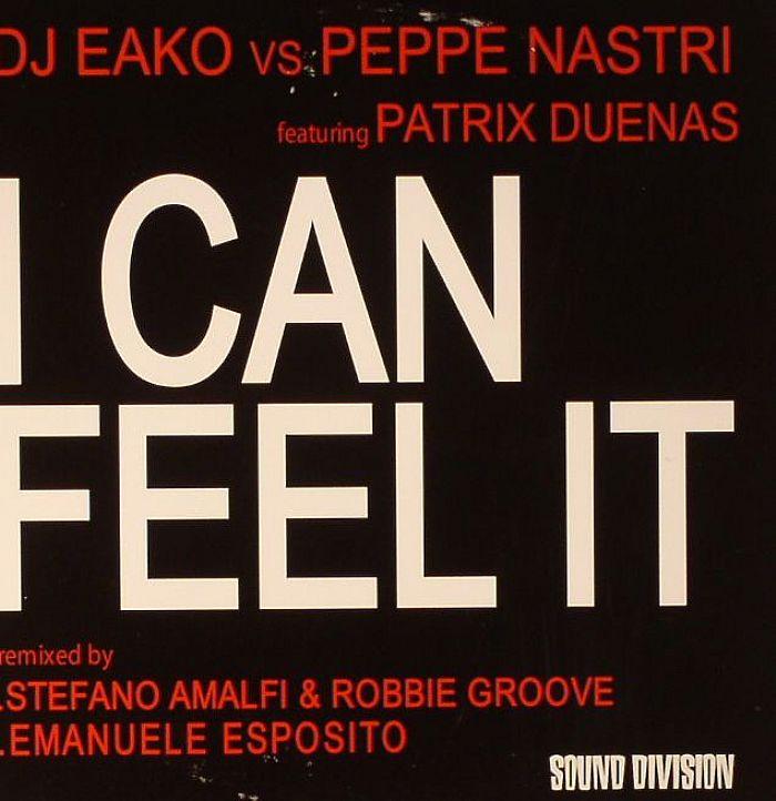 DJ EAKO vs PEPPE NASTRI feat PATRIX DUENAS - I Can Feel It