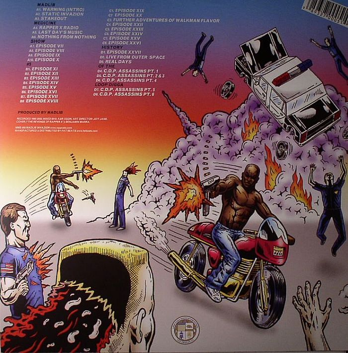MADLIB - Madlib Medicine Show #5: The History Of The Loop Digga 1990-2000