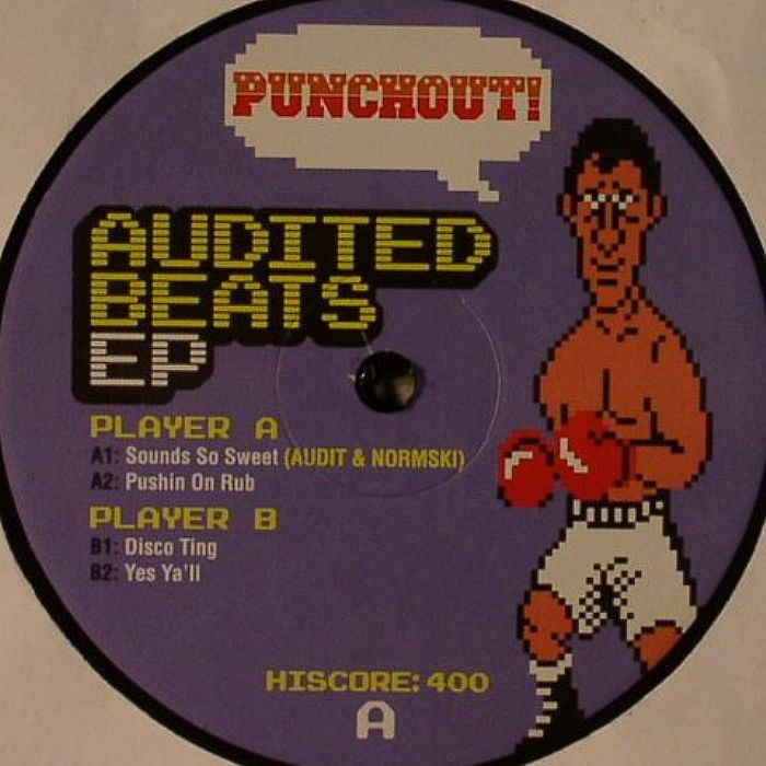 AUDITED BEATS - Audited Beats EP