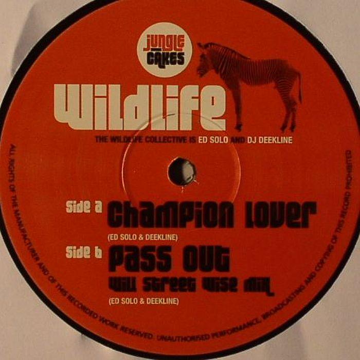 DEEKLINE/ED SOLO - Champion Lover