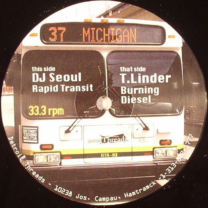DJ SEOUL/T LINDER - Rapid Transit