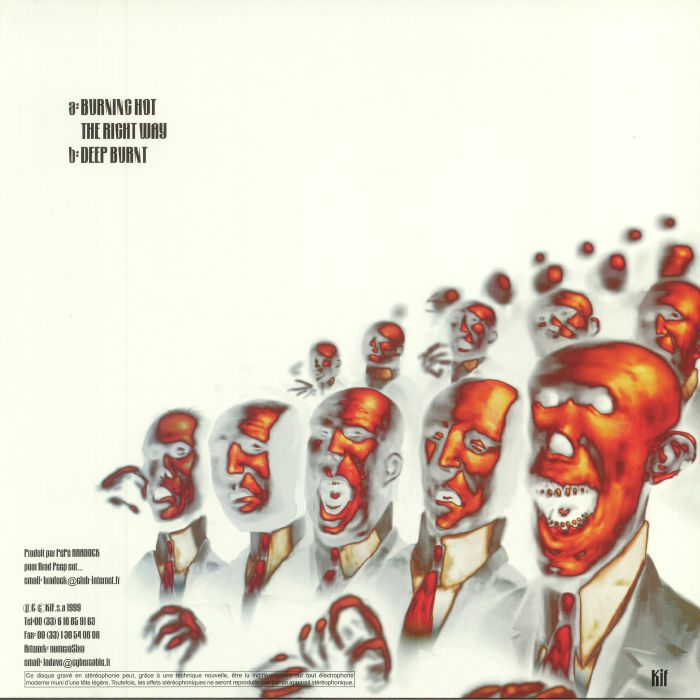 Pepe Bradock The Grand Brule S Choir Burning Vinyl At Juno