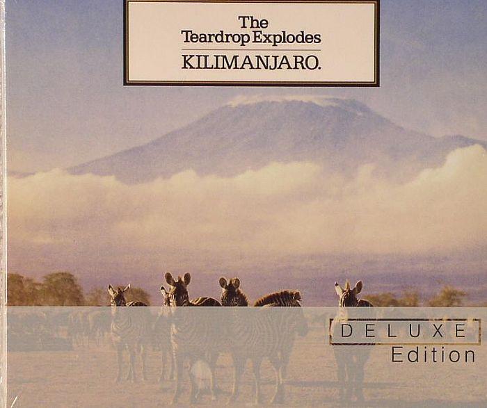 The Teardrop Explodes Kilimanjaro Deluxe Edition Vinyl