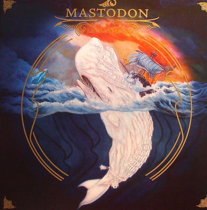 MASTODON - Leviathan