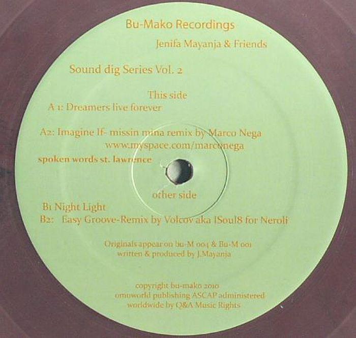 MAYANJA, Jennifer & FRIENDS - Sound Dig Series Vol 2