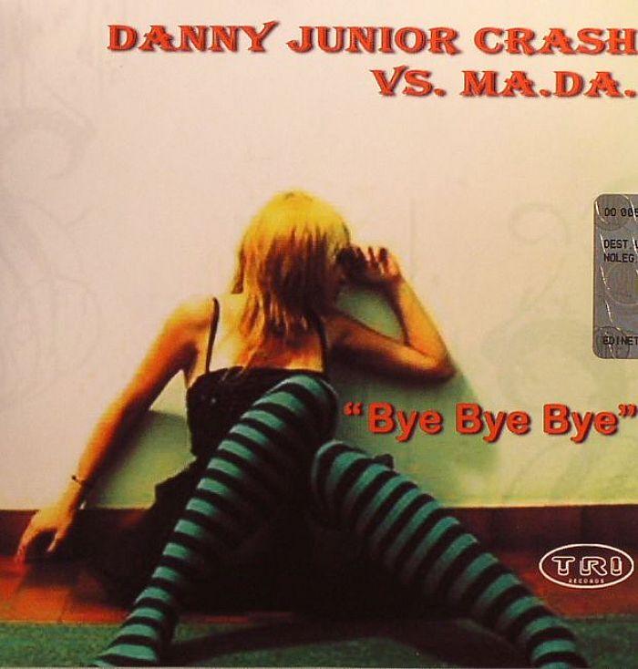 JUNIOR CRASH, Danny vs MA DA - Bye Bye Bye