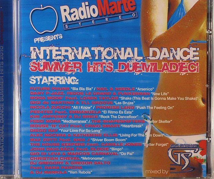 VARIOUS - International Dance Summer Hits 2010