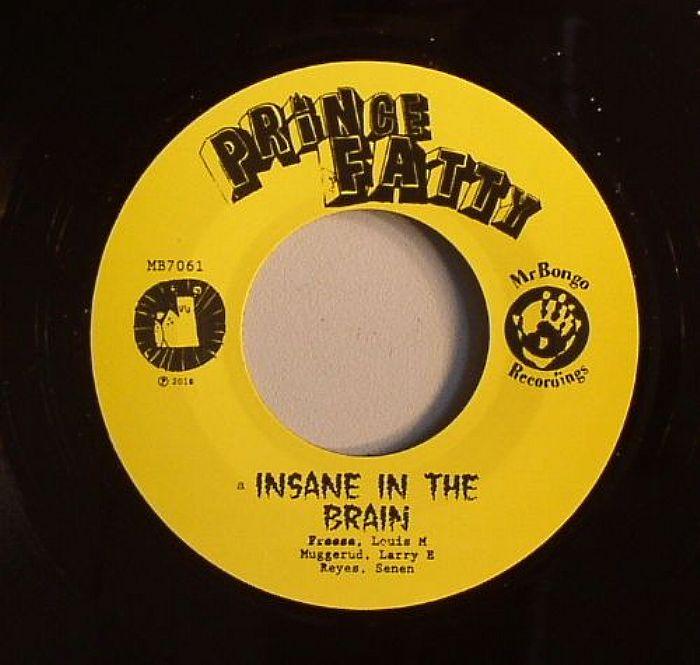 PRINCE FATTY - Insane In The Brain