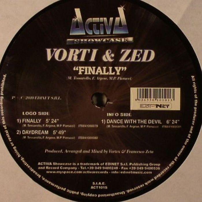 VORTI/ZED - Finally