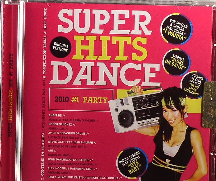 VARIOUS - Super Hits Dance 2010 #1 Party