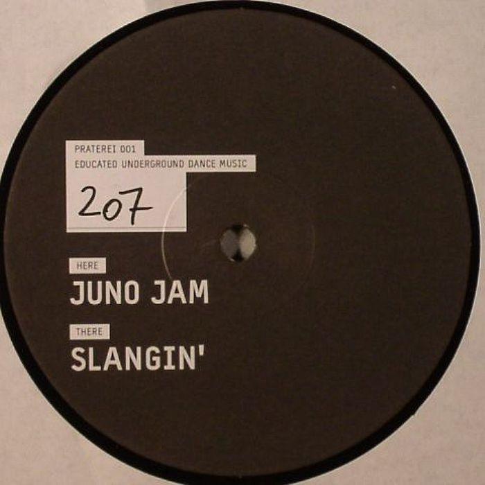 PRATEREI - Juno Jam