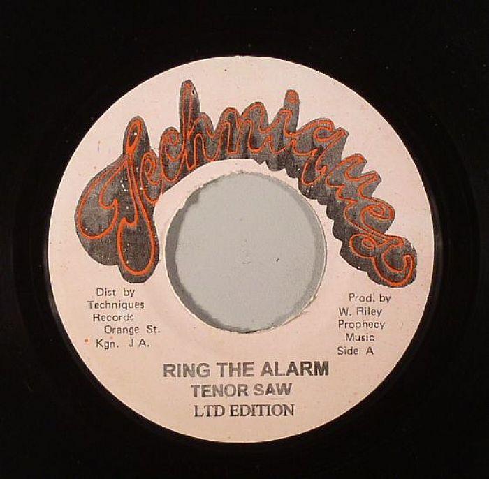 TENOR SAW - Ring The Alarm