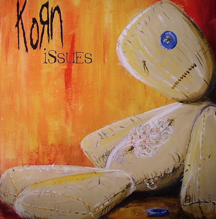 Korn Issues Vinyl At Juno Records