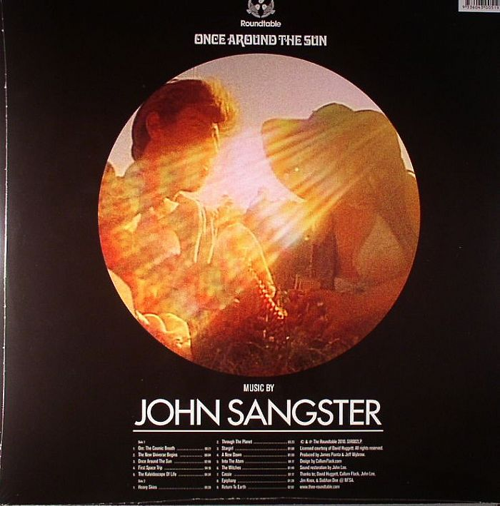 SANGSTER, John - Once Around The Sun: Original Soundtrack