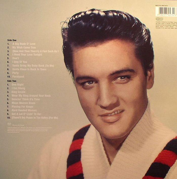 Elvis Presley 50000000 Elvis Fans Can T Be Wrong Elvis