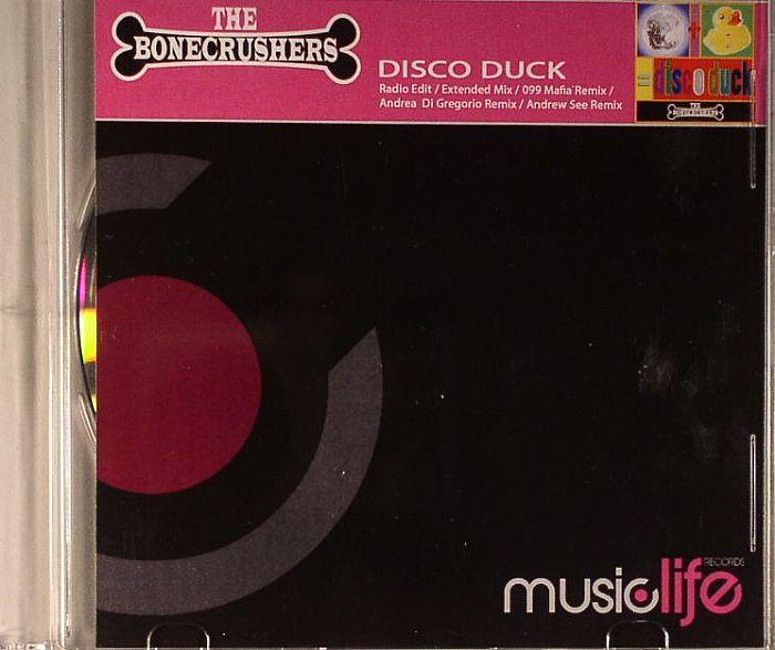 BONECRUSHERS, The - Disco Duck