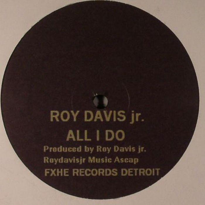 DAVIS JR, Roy/OMAR S feat DJ B LEN D - All I Do