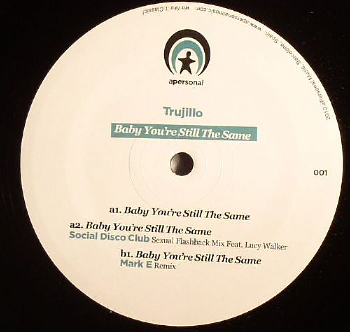 TRUJILLO - Baby You're Still The Same