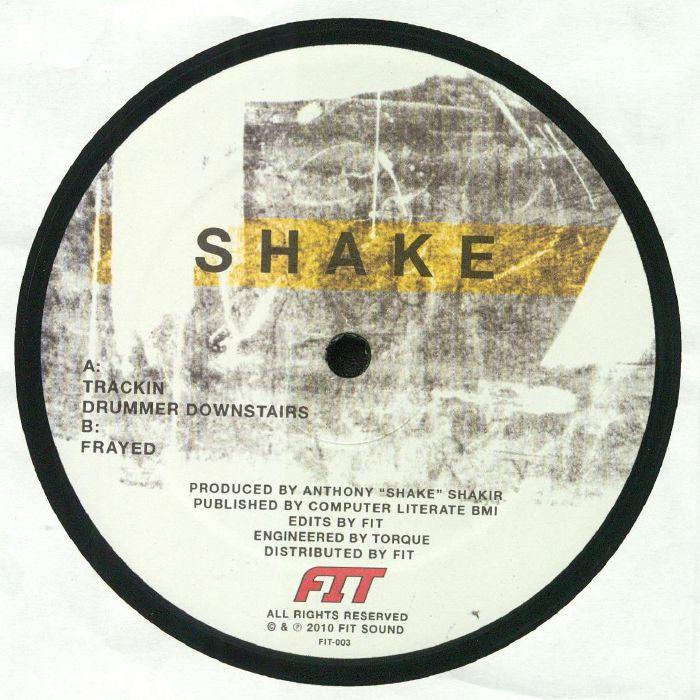 SHAKIR, Anthony 'Shake' - The Drummer Downstairs