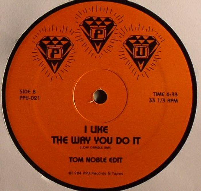 LONI GAMBLE BAND, The feat LISA WARRINGTON - I Like The Way You Do It