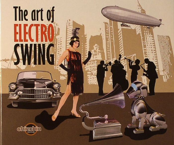 VARIOUS - The Art Of Electro Swing