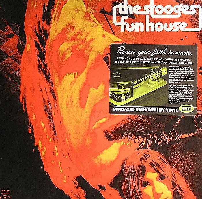 STOOGES, The - Fun House