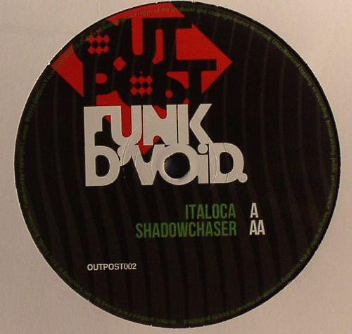 Funk D'Void - Italoca / Shadowchaser