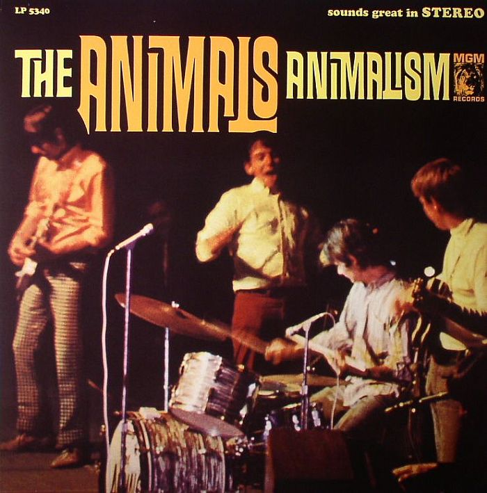 The ANIMALS Animalism Vinyl At Juno Records
