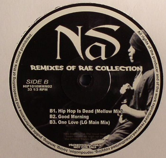 NAS - Remixes Of Rare Collection