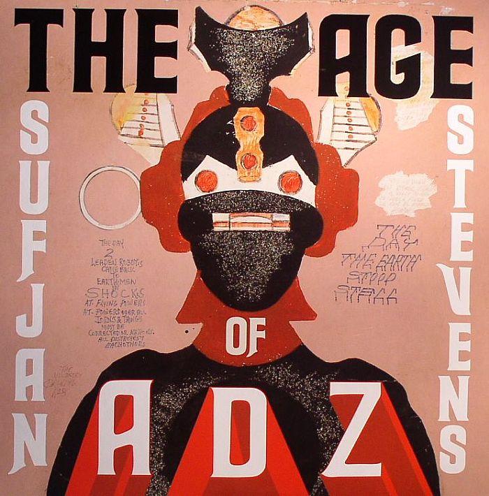 Sufjan stevens the age of adz vinyl at juno records stevens sufjan the age of adz m4hsunfo