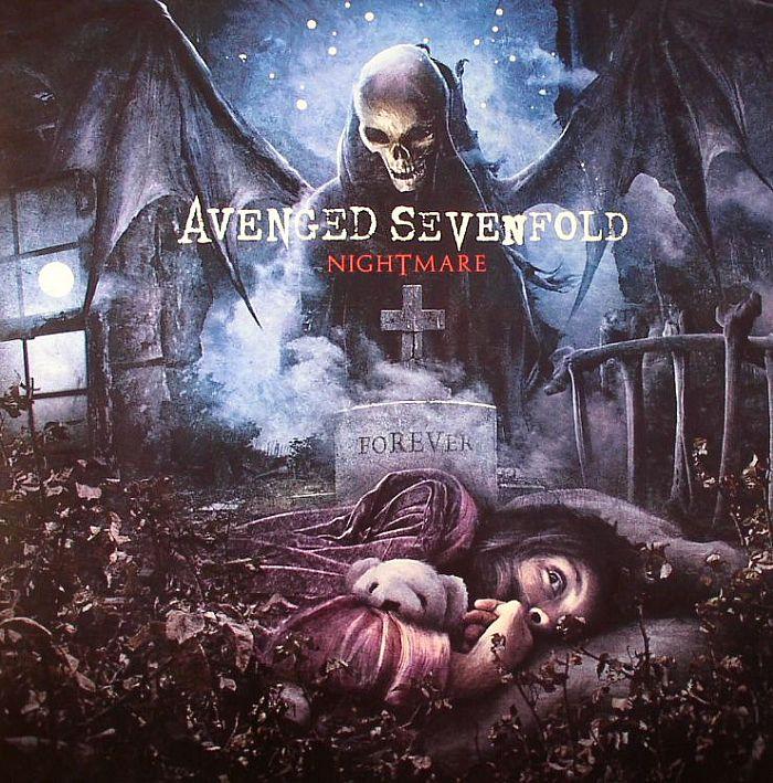 AVENGED SEVENFOLD Nightmare vinyl at Juno Records