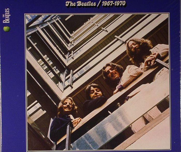 Juno Recordsのthe Beatles 1967 1970 The Blue Album