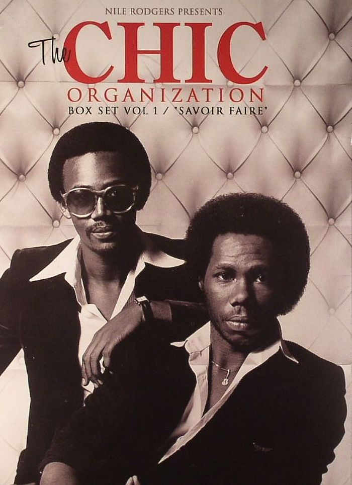 RODGERS, Nile presents THE CHIC ORGANIZATION - Boxset Vol 1: Savoir Faire