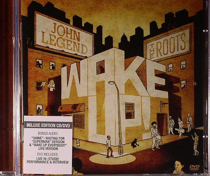 John Legend The Roots Wake Up Vinyl At Juno Records