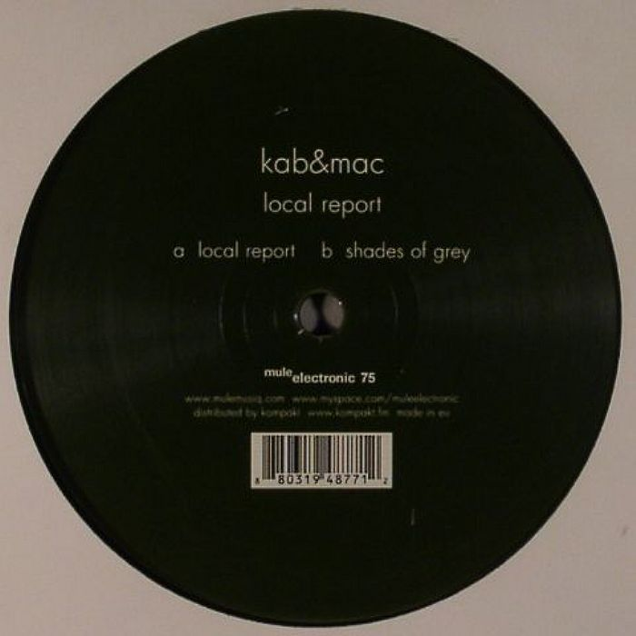 KAB & MAC - Local Report
