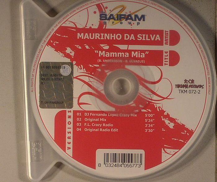 DA SILVA, Maurinho - Mamma Mia