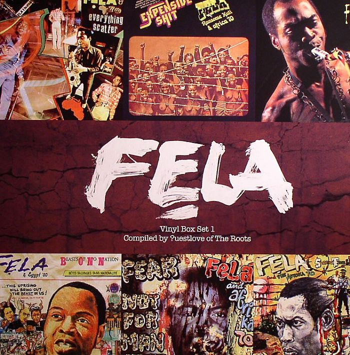 Sorrow Tears and Blood-Fela Kuti mp3