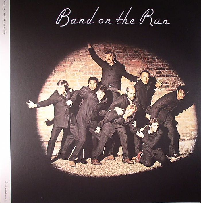 Paul McCARTNEY WINGS Band On The Run Vinyl At Juno Records
